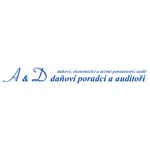 A & D DAŇOVÍ PORADCI A AUDITOŘI - Ing. JAROSLAV ŘEZKA – logo společnosti