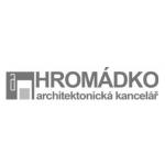 Ing. arch. Lubomír Hromádko - architektonická kancelář – logo společnosti