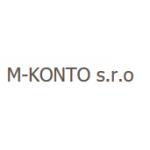 M-KONTO s.r.o. – logo společnosti