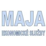 Maja - ekonomické služby, s.r.o. – logo společnosti