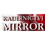 Kadeřnictví Mirror Petra Mišíková – logo společnosti