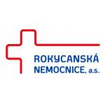 Rokycanská nemocnice, a.s. – logo společnosti