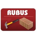 STAVEBNINY RUBUS s.r.o. – logo společnosti