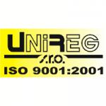 UNIREG spol. s r.o. – logo společnosti