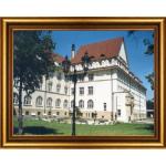 Oblastní muzeum v Mostě, příspěvková organizace – logo společnosti
