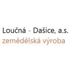 Loučná - Dašice, a.s. – logo společnosti
