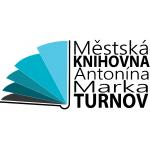 MĚSTSKÁ KNIHOVNA ANTONÍNA MARKA TURNOV (pobočka Turnov-Mašov) – logo společnosti