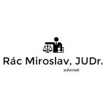 Rác Miroslav, JUDr., advokát – logo společnosti