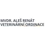 MVDR. ALEŠ RENÁT - Veterinární ordinace – logo společnosti