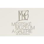 Městské muzeum a galerie města Svitavy – logo společnosti
