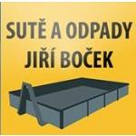 Jiří Boček- odvoz odpadu – logo společnosti