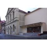 Městské divadlo Žatec – logo společnosti