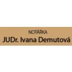 Demutová Ivana - notářka – logo společnosti