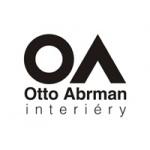 Otto Abrman - interiéry – logo společnosti