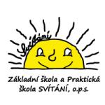 Základní škola a Praktická škola SVÍTÁNÍ o.p.s. – logo společnosti