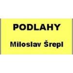 ŠREPL Miloslav - podlahové krytiny – logo společnosti