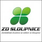 Zemědělské družstvo se sídlem ve Sloupnici – logo společnosti