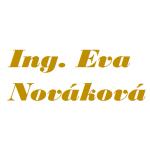 Ing. Eva Nováková- DANĚ V LBC – logo společnosti