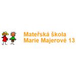 Mateřská škola, Marie Majerové 13 – logo společnosti