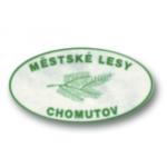 Městské lesy Chomutov – logo společnosti