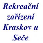 RIVEOS spol. s r. o.- Rekreační zařízení Kraskov u Seče – logo společnosti