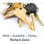 Richard Zeiss- Klíče - Autoklíče - Zámky – logo společnosti