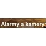 Alarmy a Kamery - Zabezpečovací zařízení Ing. Jiří Suchý – logo společnosti