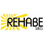 REHABE s.r.o. – logo společnosti