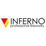 Inferno professional fireworks – logo společnosti