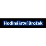 Brožek Josef - hodinářství – logo společnosti