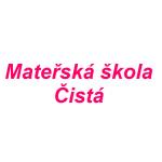 Mateřská škola Čistá – logo společnosti