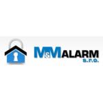 M & M alarm s.r.o. – logo společnosti