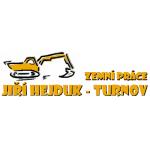 Zemní práce Turnov - Jiří Hejduk – logo společnosti