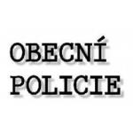 Obecní policie Strašice – logo společnosti