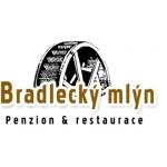 Penzion a restaurace Bradlecký mlýn – logo společnosti