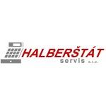HALBERŠTÁT - servis, s.r.o. - registrační pokladny – logo společnosti