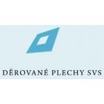 DĚROVANÉ PLECHY SVS s.r.o. – logo společnosti