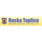Roska Teplice, regionální organizace Unie Roska v ČR – logo společnosti