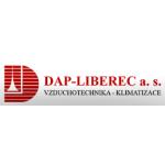 DAP - LIBEREC a.s. – logo společnosti