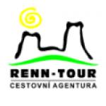 Cestovní agentura RENN - TOUR – logo společnosti
