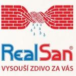 Realsan Group, SE Liberec – logo společnosti