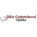 Gottsteinová Jitka- OPTIKA – logo společnosti