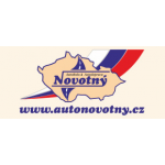 Autoškola a autodoprava Novotný – logo společnosti