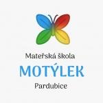 Mateřská škola Motýlek Pardubice, Josefa Ressla 1992 – logo společnosti