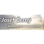 Josef Černý - autodoprava a zemní práce – logo společnosti
