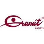 Granát, družstvo umělecké výroby, Turnov – logo společnosti