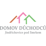 Domov důchodců Jindřichovice pod Smrkem, příspěvková organizace – logo společnosti