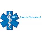 MVDr. Andrea Šebestová, s.r.o. - Veterinární ordinace – logo společnosti