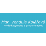 Kolářová Vendula, Mgr. - privátní psycholog a psychoterapeut – logo společnosti