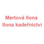Mertová Ilona- Ilona kadeřnictví – logo společnosti